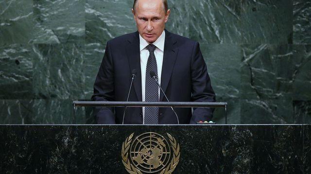 Discours de Vladimir Poutine devant l'Assemblée générale des Nations Unies - ảnh 1