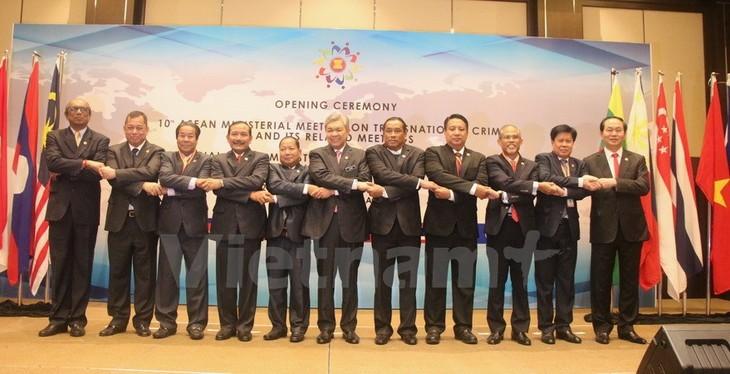 ASEAN : la lutte contre la criminalité transnationale en débat - ảnh 1