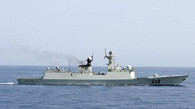 Le Japon identifie un navire espion chinois déplacé près de la péninsule Boso - ảnh 1