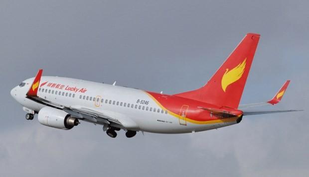 Lucky Air ouvrira la ligne aérienne Kunning-Nha Trang - ảnh 1