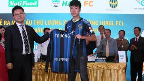Xuân Truong, premier footballeur sud-est asiatique au K-League après 30 ans - ảnh 1