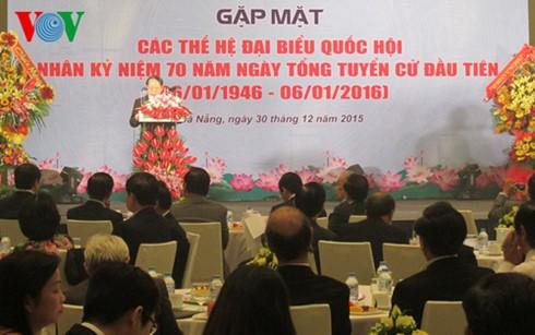 70 ans des élections législatives : rencontre avec l'électorat de Danang - ảnh 1