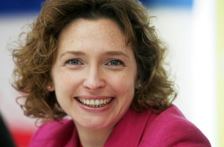 La secrétaire générale du Parti libéral-démocrate allemand au Vietnam  - ảnh 1