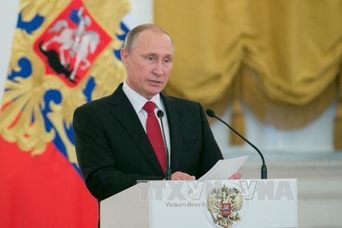 La Russie est prête à coopérer avec tous les pays sur le base du droit international - ảnh 1