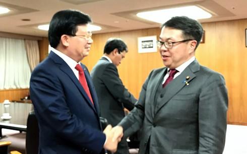 Le Japon aide le Vietnam à développer des infrastructures d'envergure - ảnh 1