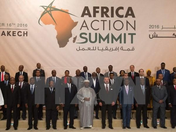 COP 22 : 23 millions de dollars promis aux pays en développement  - ảnh 1