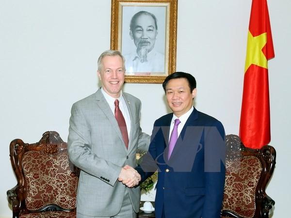 Etats-Unis-Vietnam : pour une relation suivie et renforcée - ảnh 1