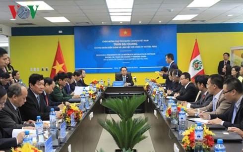 Le Vietnam déroule le tapis rouge aux investisseurs péruviens - ảnh 2