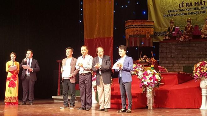 Ouverture du Centre de promotion des patrimoines immatériels du Vietnam - ảnh 1