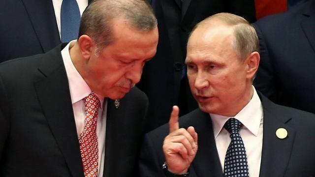 Entretien entre Erdogan et Poutine après les pertes turques en Syrie  - ảnh 1