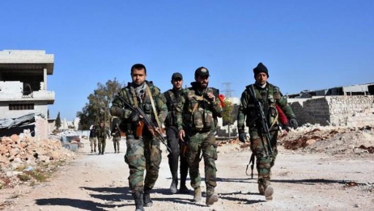 Syrie: l'armée reprend le plus grand quartier du secteur rebelle à Alep - ảnh 1