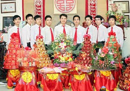 Le mariage au Vietnam - ảnh 2