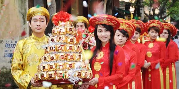 Le mariage au Vietnam - ảnh 3