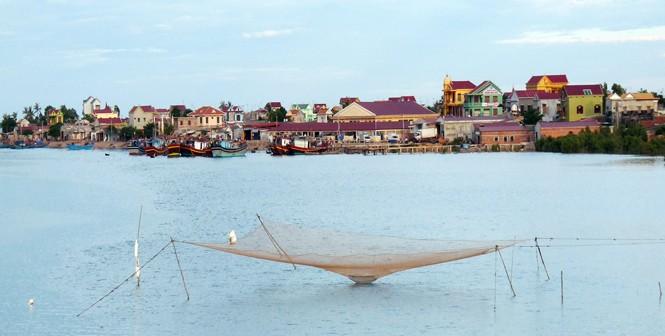 Le village de pêcheurs de Canh Duong - ảnh 2
