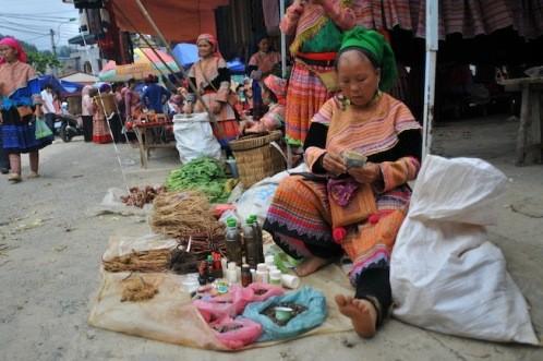 Le marché montagnard - ảnh 2