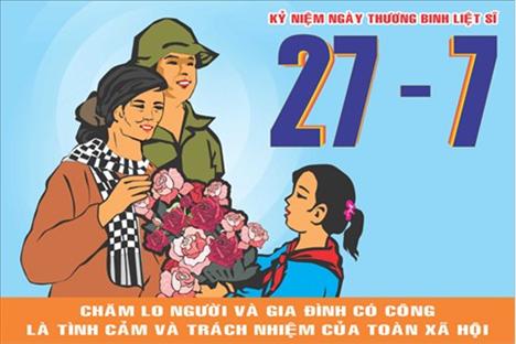 Journée des invalides de guerre et des morts pour la Patrie - ảnh 1
