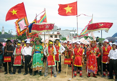 La fête de Quan Lan - ảnh 2