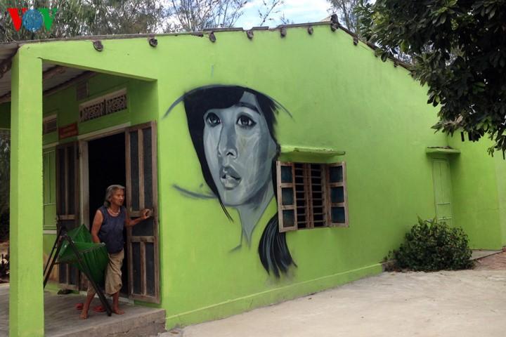 Tam Thanh ou le village d'art communautaire  - ảnh 4