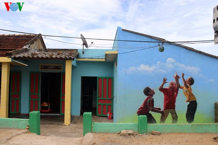 Tam Thanh ou le village d'art communautaire  - ảnh 3