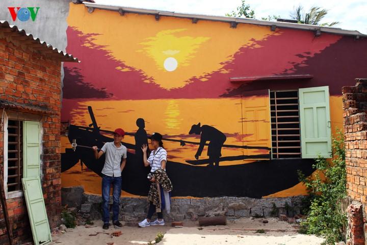 Tam Thanh ou le village d'art communautaire  - ảnh 7