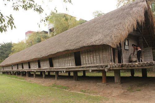 Les maisons traditionnelles vietnamiennes - ảnh 2