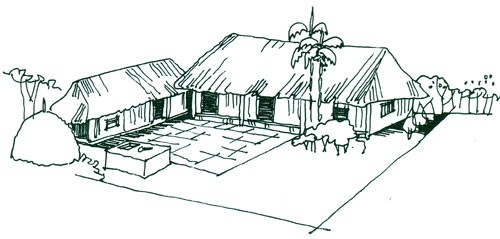Les maisons traditionnelles vietnamiennes - ảnh 5