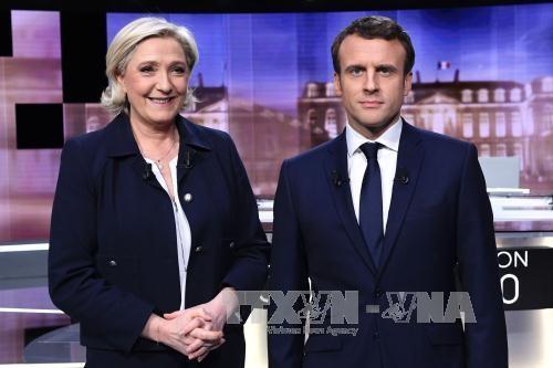 ប៉ូលីសបារាំងចាប់ខ្លួនជនជាប់សង្ស័យក្នុងការវាយប្រហារលើគេហទំព័ររបស់ បេក្ខជនប្រធានាធិបតី Marie Le Pen - ảnh 1
