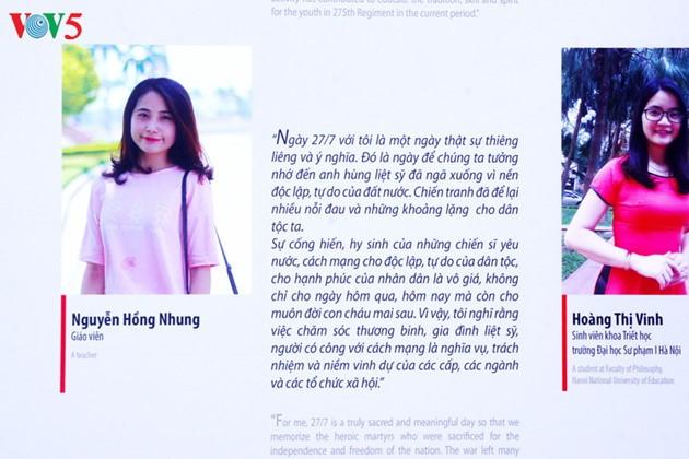 """ការតាំងពិព័រណ៌""""ដែកថែបនៅភ្លើងនរក""""នៅពន្ធនាគារ Hoa Lo – Ha Noi - ảnh 5"""