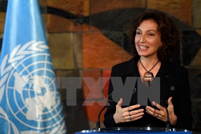 UNESCO មានអគ្គនាយិកាថ្មី - ảnh 1