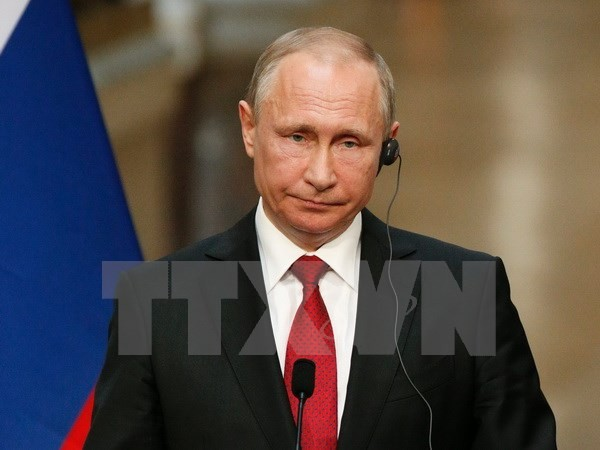 Presiden Rusia menjawab interviu kantor-kantor berita papan atas di dunia - ảnh 1