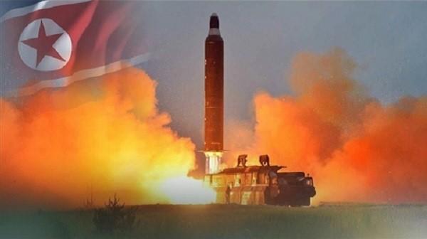 RDRK menyatakan telah melakukan uji coba jenis rudal baru dengan sukses - ảnh 1