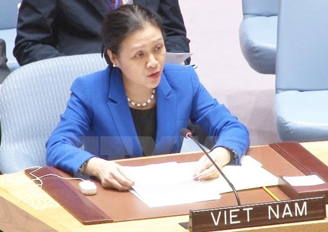 Vietnam menyerukan kepada komunitas internasional supaya berupaya bebih lanjut lagi untuk membantu kaum disabilitas - ảnh 1