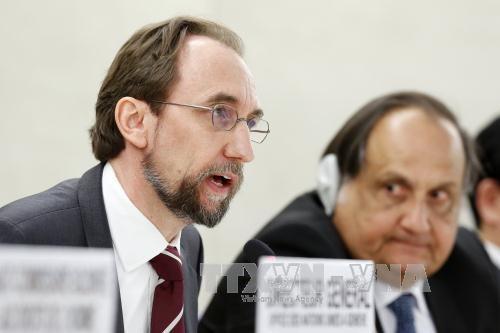 PBB merasa khawatir tentang pengaruh-pengaruh yang serius dari ketegangan diplomasi Teluk terhadap rakyat - ảnh 1