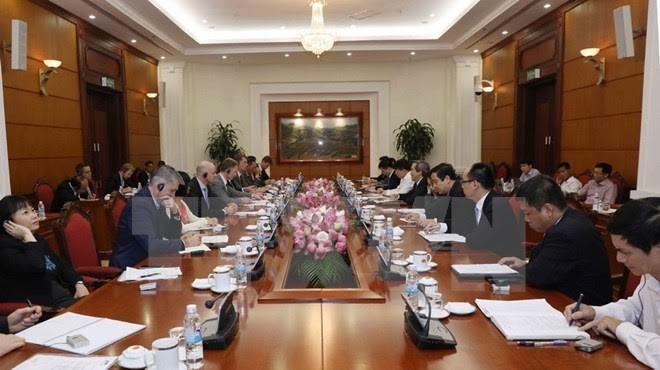 Vietnam menciptakan syarat yang kondusif bagi badan-badan usaha farmasi internasional - ảnh 1
