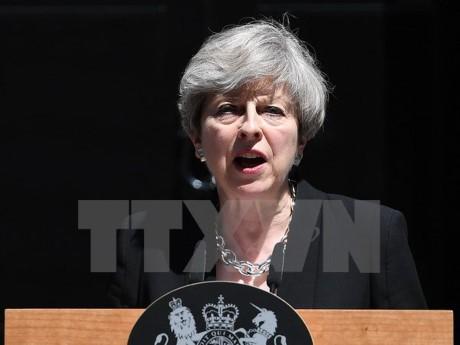 PM Ingris, Theresa May menginginkan supaya para warga negara Uni Eropa terus tinggal di Inggris setelah Brexit - ảnh 1