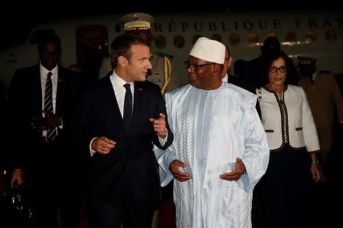 Negara-negara Sahel sepakat membentuk pasukan bersama anti-terorisme - ảnh 1