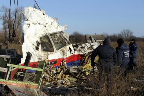 Kasus jatuhnya pesawat terbang MH17: Akan mengadili para tersangka di Belanda - ảnh 1