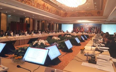 Uni Eropa dan ASEAN memperkuat kerjasama intensif dan ekstensif, mendorong multilateralisme - ảnh 1
