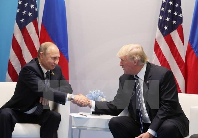 Rusia menolak informasi mengenai rencana membentuk satu unit keamanan siber bersama dengan AS - ảnh 1