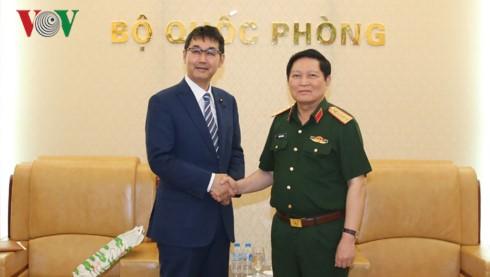 Memperkuat hubungan yang baik antara Vietnam dan Jepang - ảnh 1