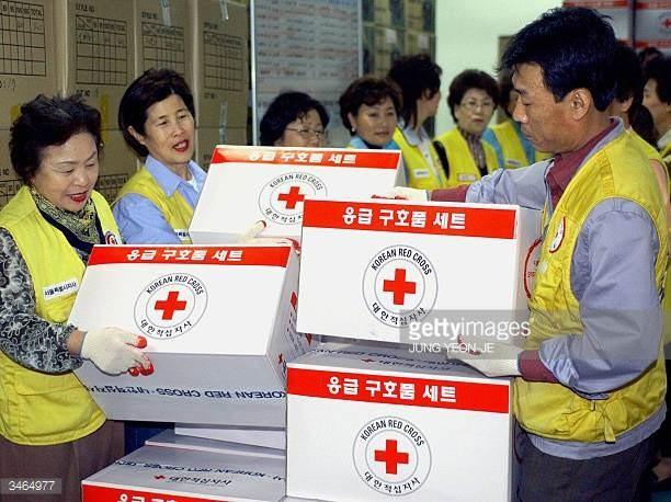 Republik Korea mengusulkan penyelenggaraan pertemuan Lembaga Palang Merah dari dua bagian negeri Korea - ảnh 1