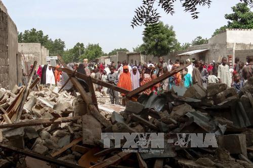 Serangan bunuh diri terjadi sehingga 20 orang tewas dan terluka di Nigeria - ảnh 1