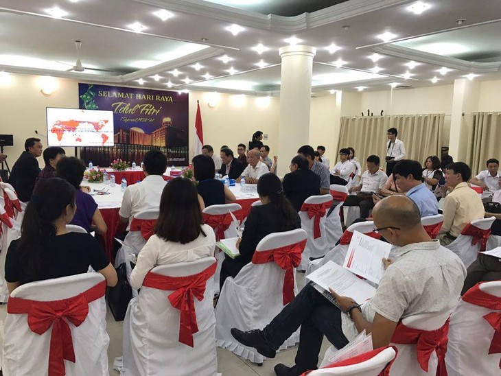 Memperkenalkan secara umum tentang Pekan Raya Perdagangan Internasional Indonesia 2017 - ảnh 1