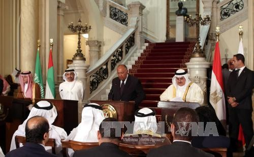 Negara-negara Arab membocorkan persyaratan mediator kerujukan dalam krisis Qatar - ảnh 1