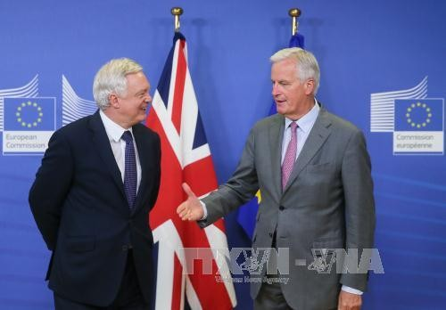 Uni Eropa meminta Inggris supaya menjelaskan pandangan tentang masalah-masalah kunci - ảnh 1