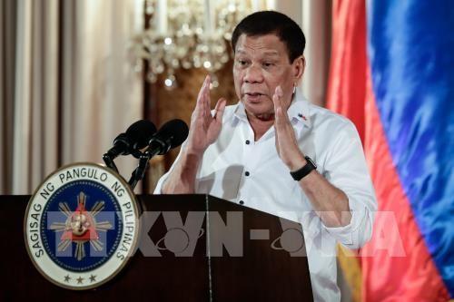 Parlemen Filipina mengesahkan perpanjangan perintah darurat militer di Mindanao - ảnh 1
