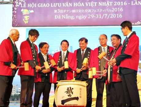 Festival temu pergaulan kebudayaan Vietnam-Jepang tahun 2017 - ảnh 1