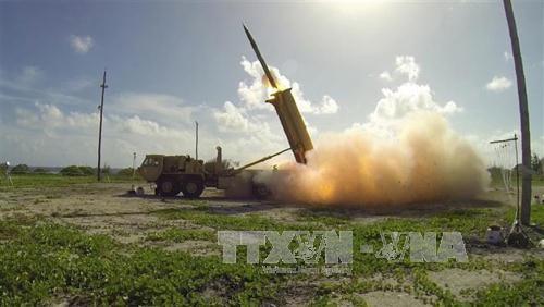 AS akan melaksanakan uji coba THAAD pada akhir pekan mendatang - ảnh 1