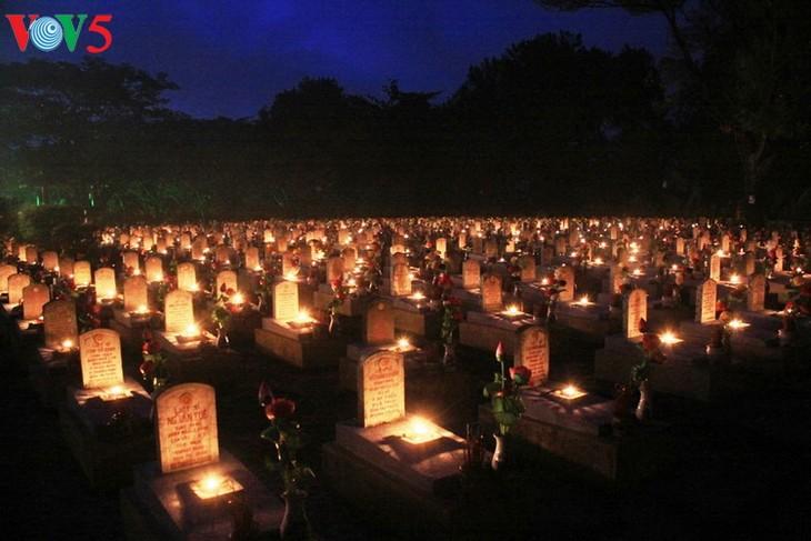 Peringatan ultah ke-70 Hari Prajurit Disabilitas dan Martir Vietnam (27/7) - ảnh 2