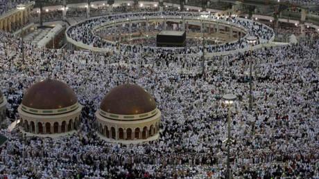 Arab Saudi membatasi warga negara Suriah melakukan ibadah haji - ảnh 1